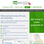 Earn 1 Qantas FF Point Per $7 + Credit Card Rewards for Paying ATO Tax Bills @ B2bpay