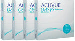 1-Day ACUVUE Oasys Contact Lens 90-Pack - 4 for $420 (Was $552) + Free Shipping @ Eye Concepts