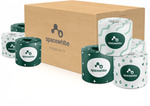 3 Ply Bamboo Toilet Paper 27 Rolls / 300 Sheets $16 (19.75c/100 Sheets) Delivered @ Spacewhite