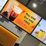 [VIC] Buy One, Get One Free: Medium Brown Sugar Milk Tea / Latte's @ Coco Fresh Tea & Juice, Melbourne Stores