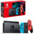 [eBay Plus] Nintendo Switch Mario Red&Blue or Grey $395 | Monster Hunter Rise Edition $534 @ The GamesMen via eBay