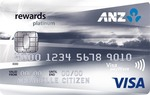 $500 Gift Card with $1500 Spend/3 Mths on the ANZ Rewards Platinum ($0 Annual Fee 1st Year) @ Point Hacks