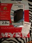 Buffalo 2TB HDD USB3.0 for $139 @Myer CBD (Vic)