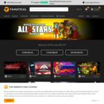 [PC] Steam - Build Your Own All-Stars Bundle (incl. Sim City 4, Homeworld etc.) - $1.45/$4.29/$7.09 (1/5/10 games) - Fanatical