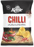 Kettle Chips 500g $5.99 / Rock Salt Refill 1kg and Whole Black Peppercorns Refill 380g $2.99 Each @ ALDI