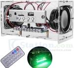 DIY Bluetooth Speaker Kit with LED Flash Light US$15.99, 500pcs 3mm LEDs US$4, DC-DC 15W Power Module US$6.5+US$5 Delivery @ ICS