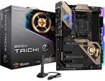 ASRock AMD B550 TAICHI ATX AM4 Motherboard $249 + Delivery @ PCByte