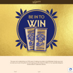 Win 1 of 50 Prizes of Two 125th Year Celebration Blocks from Whittaker's
