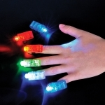 $1-8 LED Finger Lights-Worldwide Free Shipping-Tmart.com