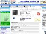 "HP MicroServer N40L 2GB 250GB 4x 3.5"" SATA $221.09 + Delivery"