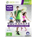 Your Shape Fitness Evolved 2012 XBOX360 KINECT $10- In-Store DickSmith