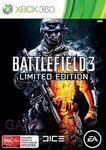 Battefield 3 Limited Edition $38 XBOX 360 at Game Online Store - Free Shipping