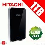 "Hitachi Touro Mobile MX3 1TB 2.5"" External HDD USB 3.0 $79.90 + Shipping"