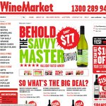 $30 off a Wine Order at WineMarket