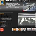 Maginon Wireless Reversing Camera $100 - Aldi from 6 Feb