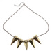 FREE Bronze Spike Necklace w/ Free Shipping