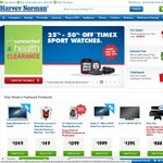 Closing down Harvey Norman - Brisbane CBD - Printers 40% off, Keyboards and Mouse 20% off, etc