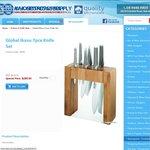 Global Ikasu 7pc Knife Block Set $285 + Delivery or Pickup Perth (RRP $675)
