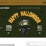 30% off All WordPress Products at WooCommerce until November 1st 2013 11:59pm (PST)