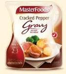 PINCHme Free Sample: Masterfoods Gravy Mix Various Flavours