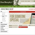 30% OFF Selected Christmas Hampers at Danmurphys.com.au