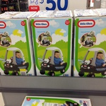 Little Tikes Cozy Coupe Police Car. $50 Save $78. Big W North Lakes Qld