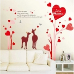 20% off Love Blooms Removable Wall Stickers @ Super Store Retail