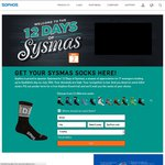 Free Pair of Socks from Sophos - 12 Styles to Choose from