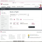 Up to 30% off Saver or Saver Lite Fares Virgin Australia (Travel between 25 Aug - 17 September)