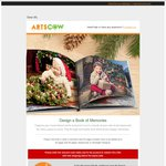 40page or 60page Photo Book Starting from $20.99 Delivered ArtsCow.com