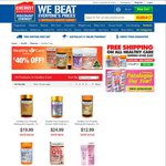 Free Shipping On Healthy Care Orders Over $20* @ Chemist Warehouse