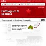 Cadbury 240g Sharepacks $1.30 (after $1 off Coupon), Telstra, Vodafone, Optus $30 Kits $15, 25% off Vodafone Recharge @ Coles