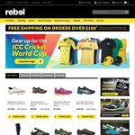 Rebel Sport World Square NSW - 20% off Storewide