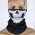 SkullHalf Face Scarf US $0.98 Free Shipping @dd4.com