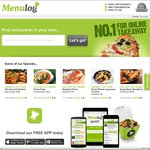 MENULOG New Customers Get $5 off Delivery Orders with Code 25DP8B