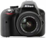 Nikon D3300 18-55mm VR II Kit Bing Lee eBay $439 (+ $100 Cashback from Nikon??)