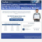 $30 Free to Try Your Hand at Online Forex Markets - Plus500