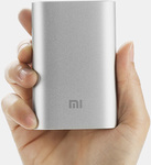 Original XIAOMI 10000mAh Power Bank Silver $24.76AU, Xiaomi Silicone Cases $4.36AU @ GeekBuying