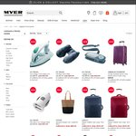 Luggage Sale: Lipault 55cm $105,  65cm, $120, 72cm $135   American Tourister 62cm $180 @ Myer