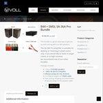 Voll B44 + SMSL SA-36A Pro Bundle $174.95 (Save $20), SMSL SA-36A Pro Amp $79.95 (Save $10)