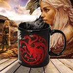 Game of Thrones Fire and Blood Targaryen House Mug $5 (67% off) + $7.99 Flat Rate Ship @YellowOctopus.com.au