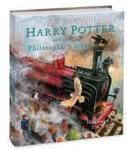 Harry Potter & The Philosopher's Stone Illustrated Edition - $12 Shipped (RRP $59.99) @ Booktopia