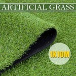 Green 10 SQM 20mm Synthetic Turf Artificial Grass Plastic Plant Flooring Fake Lawn $109.65 @ Voilamart