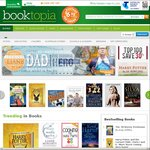 Free Shipping @ Booktopia (Books & DVDs from $1 Delivered)