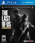 The Last of Us Remastered - PlayStation 4 (Amazon): USD $15.43 (~AUD $21.70) Delivered