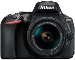 Nikon D5600 + AF-P 18-55mm VR Lens for $999 @ Parramatta Cameras (Pickup In-Store for Extra Bonus - NSW)