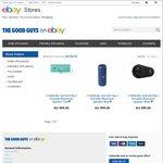 JBL Flip III Portable Speakers $79.20 @ The Good Guys eBay