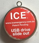 The ICEmergency Medallion $19.95 + Free Standard Postage (Normally $3.95) @ I.C.Emergency