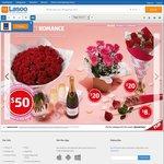50 Stem Roses for $50 @ ALDI