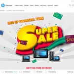 HP EOFY Sale: Redeem a Prepaid Visa Card Valued at up to $250
